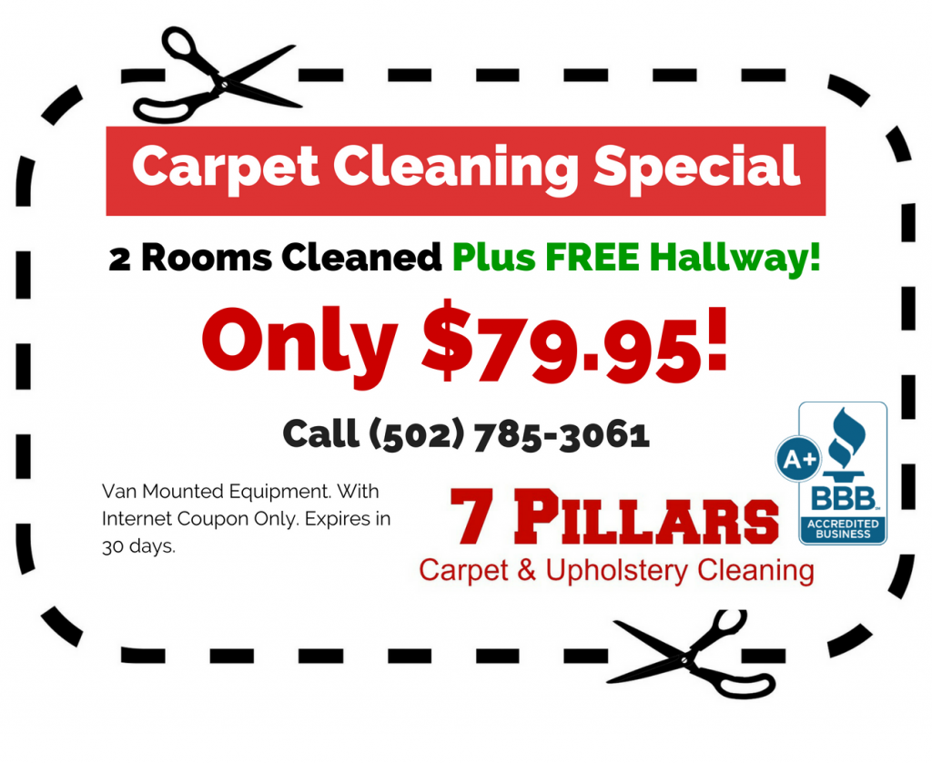 Carpet cleaning specials louisville ky
