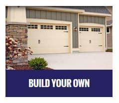 build your own garage door in louisville, ky