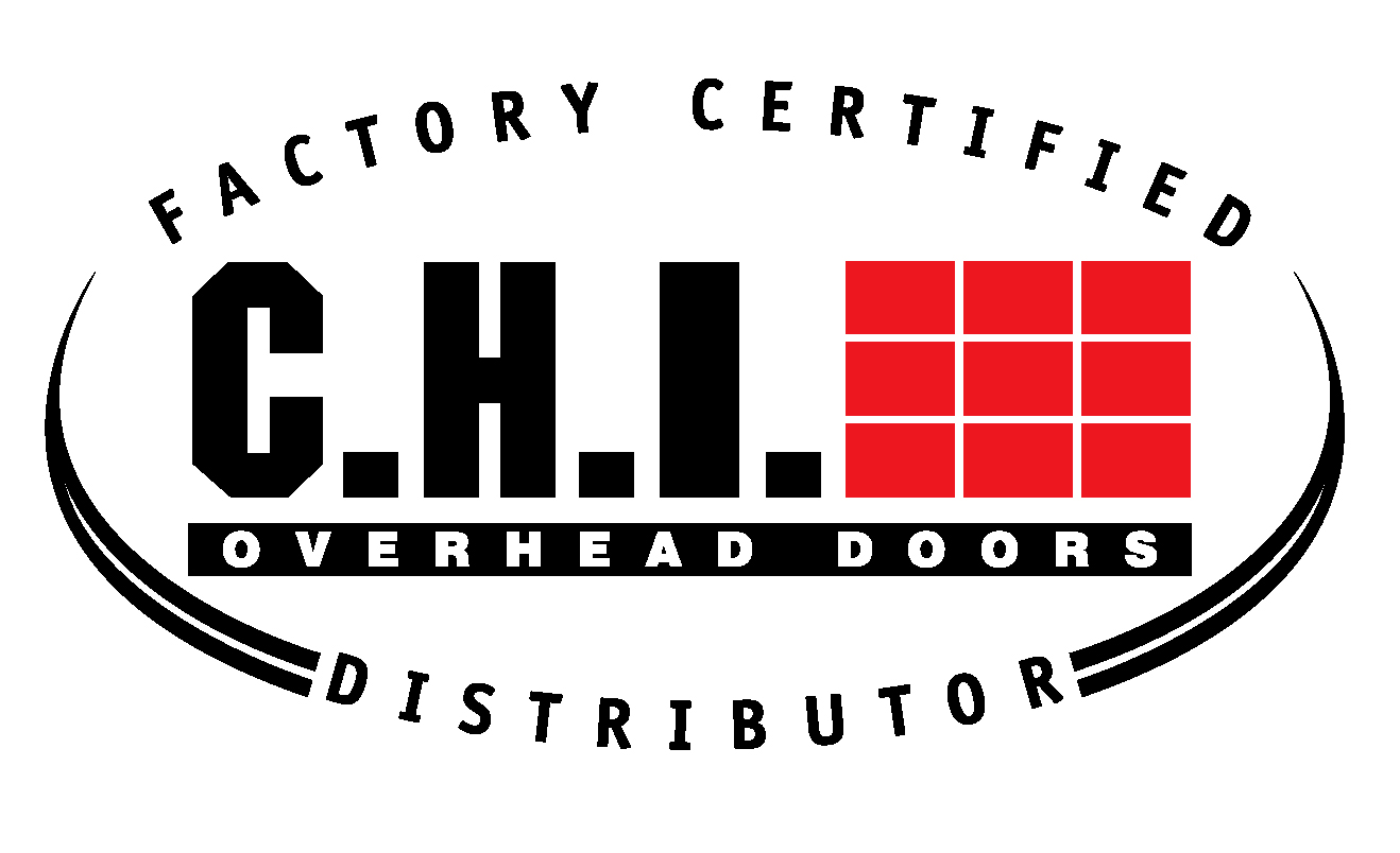 Picture Of CHI Factory Certified Logo For Garage Door Repair Company Action Overhead  Door In Louisville
