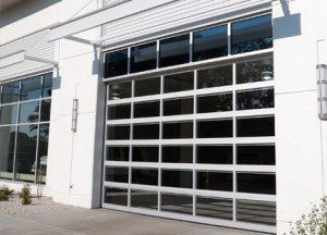 Picture of Commercial Garage Door Repair From Action Overhead Door in Louisville, KY