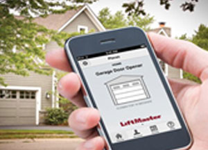 Home Automation From MyQ Technology · Picture Of Emergency Garage Door ...