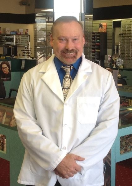 Eye Doctor Goodman at Eye Mart Family Vision Care in Louisville, KY